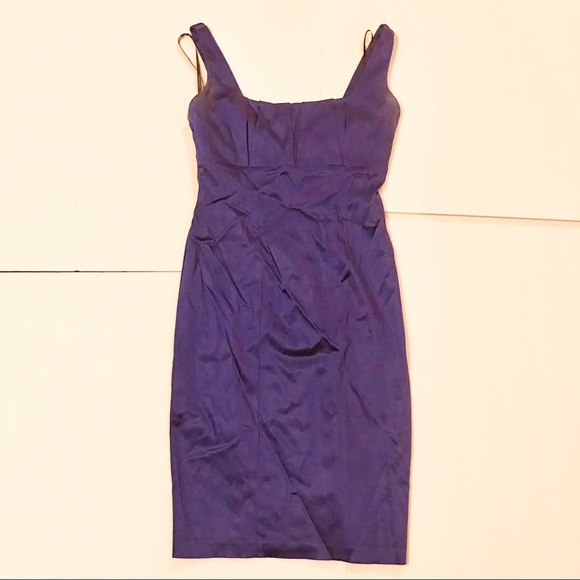 Calvin Klein Dresses & Skirts - Calvin Klein purple sheath dress